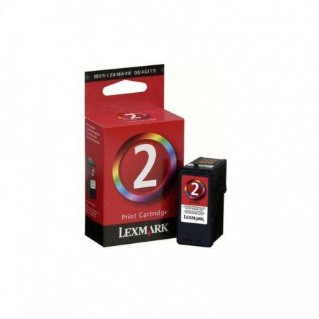 Lexmark 2, 18C0190 OEM Color Ink Cartridge