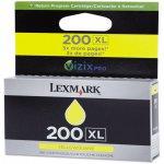 Lexmark 14L0177 (200XL) Ink Cartridge, HY Yellow, OEM