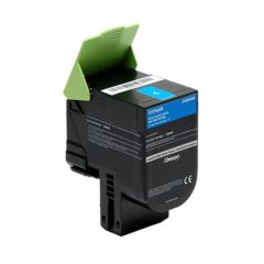 Lexmark OEM 24B6008 Cyan Toner