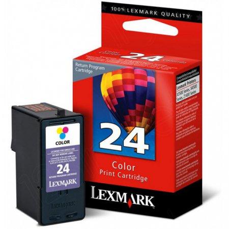 18C1524 (#24) OEM Lexmark Ink Cartridge