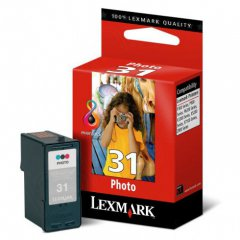 18C0031 (#31) OEM Lexmark Ink Cartridge