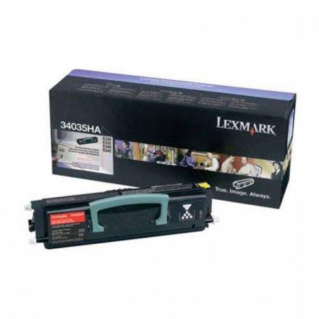 Lexmark OEM 34035HA High Yield Black Toneru00a0