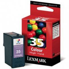 18C0035 (#35) OEM Lexmark Ink Cartridge