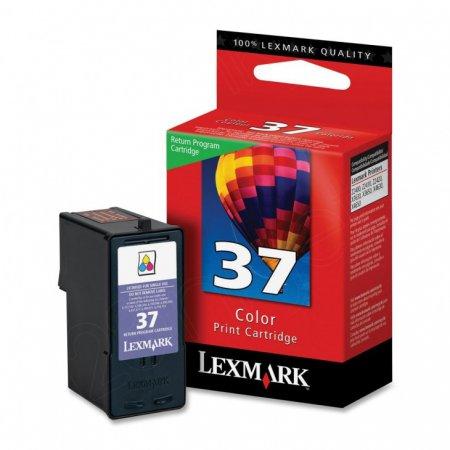 18C2140 (#37) OEM Lexmark Color Ink Cartridge