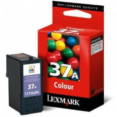 18C2160 (#37A) OEM Lexmark Color Ink Cartridge