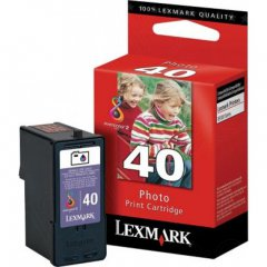 18Y0340 (#40) OEM Lexmark Ink Cartridge