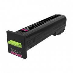 Lexmark OEM 72K1XM0 Extra High Yield Magenta Toner