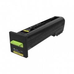 Lexmark OEM 72K1XY0 Extra High Yield Yellow Toner
