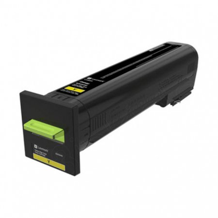 Lexmark OEM 82K0H40 High Yield Yellow Toneru00a0