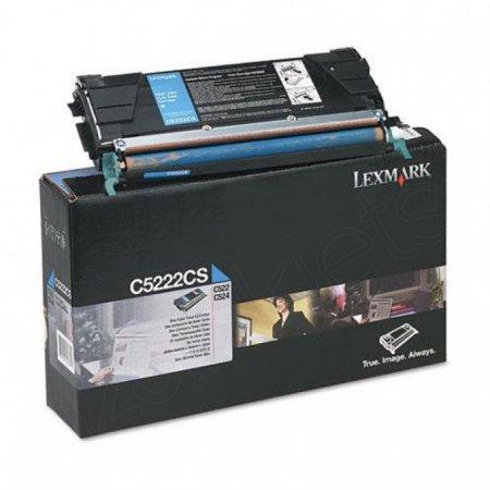 Lexmark OEM C5222CS Cyan Toner