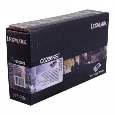 Lexmark OEM C5226KS Black Toner