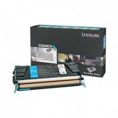 Lexmark OEM C5242CH High Yield Cyan Toner