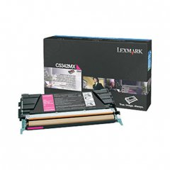 Lexmark OEM C5342MX High Yield Magenta Toner