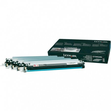 Lexmark C734X44G Original Photoconductor Cartridge