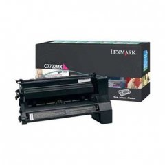 Lexmark OEM C7722MX Extra High Yield Magenta Toner