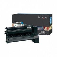 Lexmark OEM C780H2CG High Yield Cyan Toner