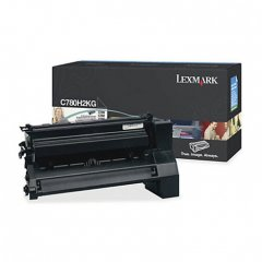 Lexmark OEM C780H2KG High Yield Black Toner