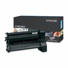 Lexmark OEM C782U2KG Extra High Yield Black Toner