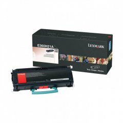 Lexmark OEM E360H21A High Yield Black Toner