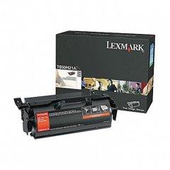Lexmark OEM T650H21A High Yield Black Toner