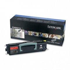 Lexmark OEM X340H21G High Yield Black Toner
