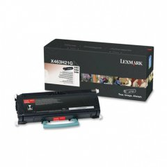 Lexmark OEM X463H21G High Yield Black Toner