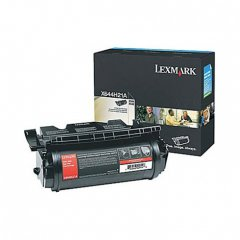 Lexmark OEM X644H21A High Yield Black Toner
