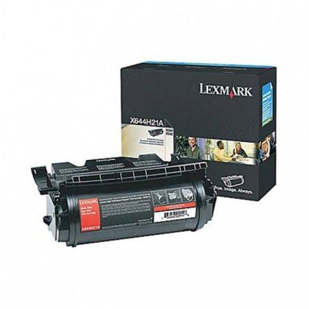 Lexmark OEM X644H21A High Yield Black Toner