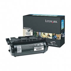 Lexmark OEM X644X01A Extra High Yield Black Toner