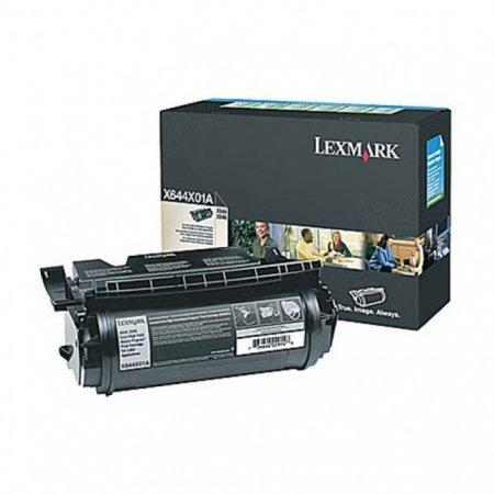 Lexmark OEM X644X01A Extra High Yield Black Toner