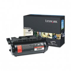 Lexmark OEM X644X21A Extra High Yield Black Toner