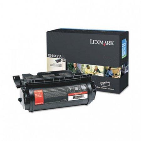 Lexmark OEM X644X21A Extra High Yield Black Toner
