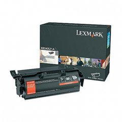 Lexmark OEM X654X21A Extra High Yield Black Toner