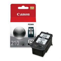 Canon PG-210 Inkjet Cartridge, Black, OEM