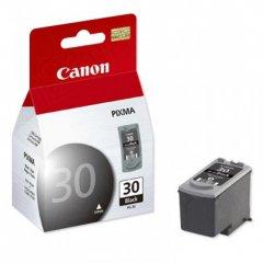 Canon PG30 Inkjet Cartridge, Black, OEM