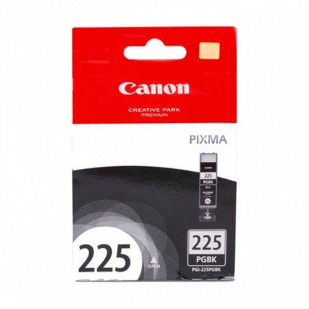 Canon PGI225 Inkjet Cartridge, Pigment Black, OEM