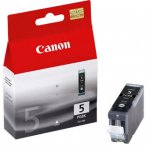 Canon PGI5 Inkjet Cartridge, Black Pigment, OEM