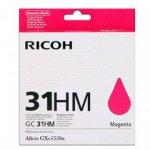Ricoh 405703 (GC31M HY) Ink Cartridge, Magenta, OEM