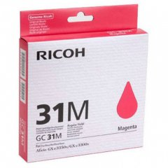 Ricoh 405690 (GC31M) Ink Cartridge, Magenta, OEM