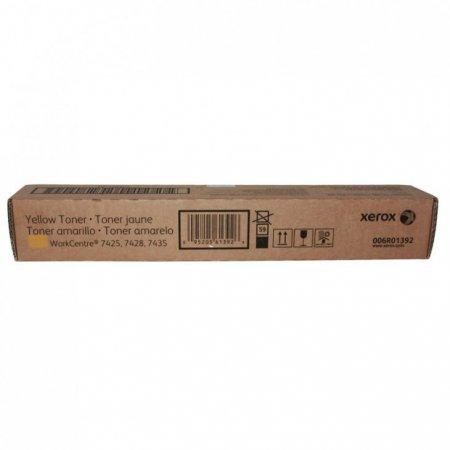OEM Xerox 006R01392 Toner, Yellow