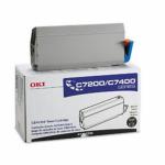 Okidata 41304208 (Type C2) OEM Black Laser Toner Cartridge
