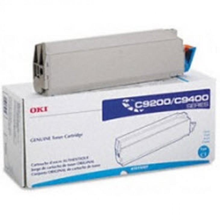 Okidata 41515207 (Type C3) OEM Cyan Laser Toner Cartridge