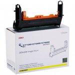 Okidata 41962801 (Type C4) OEM Laser Yellow Drum Unit