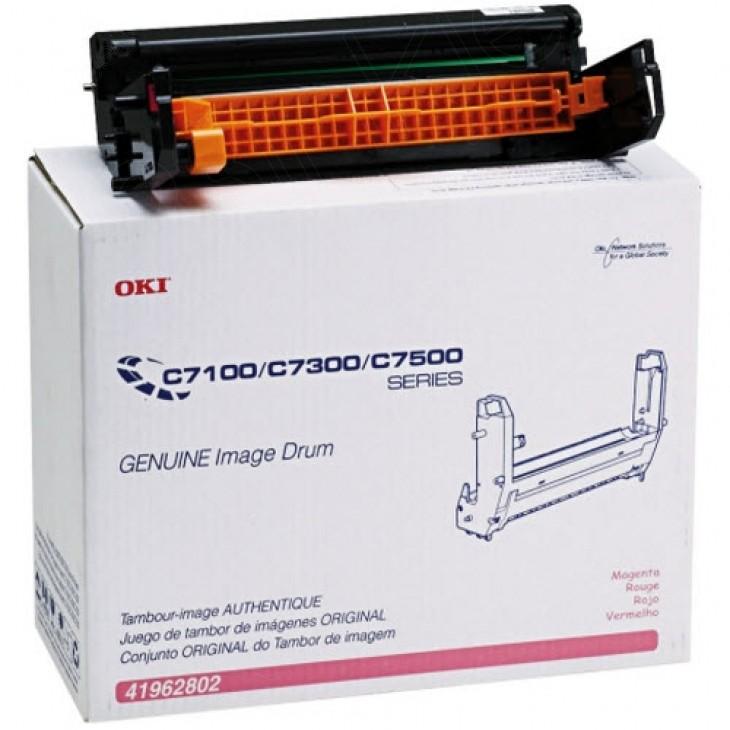 Okidata 41962802 (Type C4) OEM Laser Magenta Drum Unit