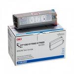 Okidata 41963003 (Type C4) OEM Cyan Laser Toner Cartridge