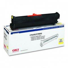 Okidata 42918101 (Type C7) OEM Laser Yellow Drum Unit
