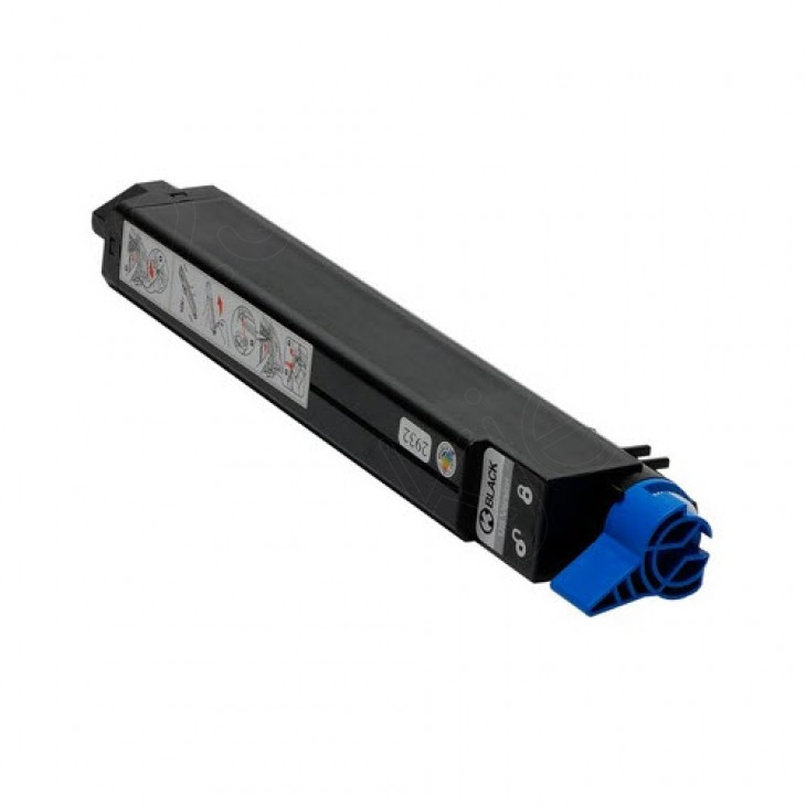 Okidata 42918904 (Type C7) OEM Black Laser Toner Cartridge