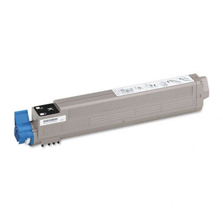 Okidata 42918984 (Type C7) OEM Black Laser Toner Cartridge
