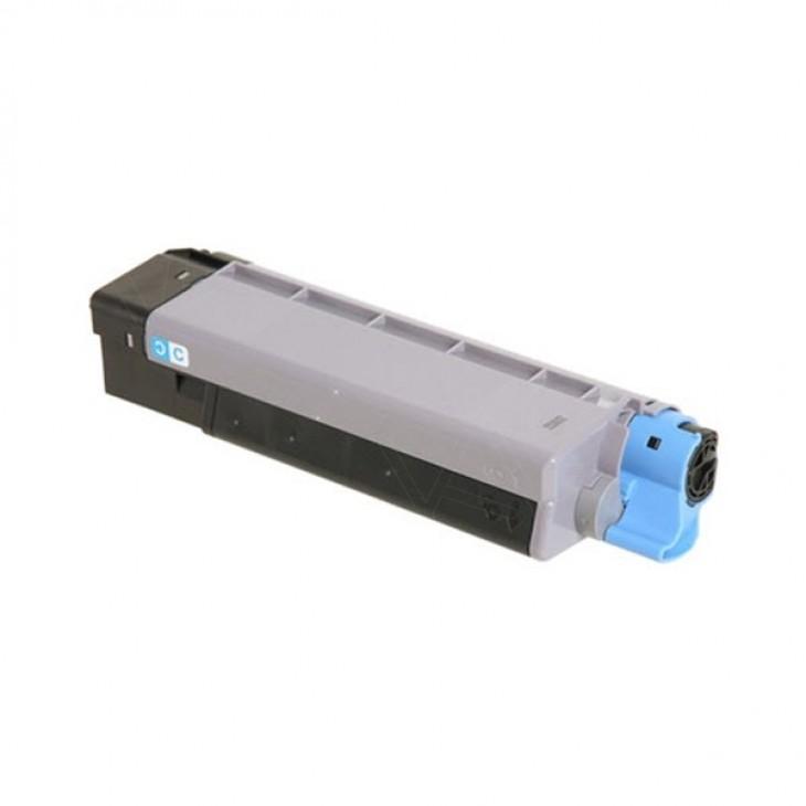 Okidata 43324468 OEM Cyan Laser Toner Cartridge