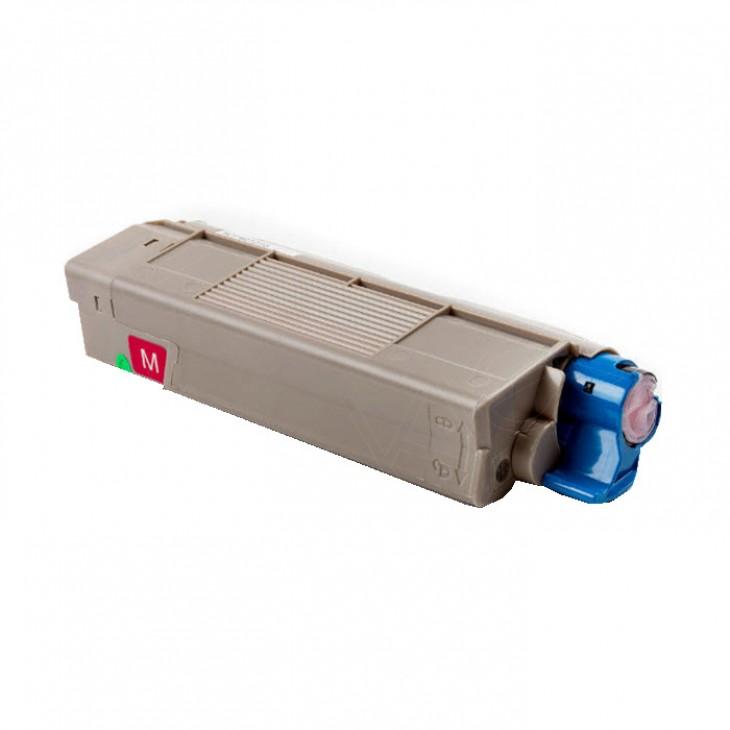 Okidata 43324475 (Type C8) OEM Magenta Toner Cartridge